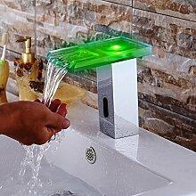 yuetai Wasser Power keine Akku LED Sensor