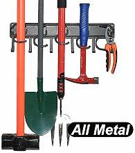 YueTong Garten-Werkzeug-Organizer, aus Metall,