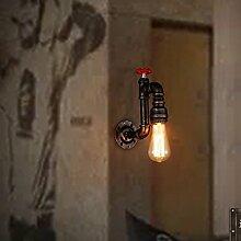 yuewei®Vintage Retro Wasserrohr Light Retro