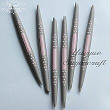 yueyue Sugarcraft 6Stück Silikon Pen Kuchen