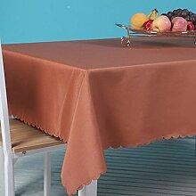 YuHengJin Wachstuch Tischwäsche Tischdecke mit