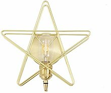 YUI Kind Kreativ Wandlampe Modern Einfach Metall