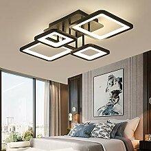 YUI Kreative LED Deckenleuchte Schlafzimmer