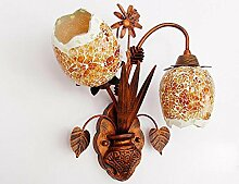 YUI Land Wohnzimmer Treppenhaus Wand Lampe