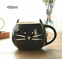 YUIDAJ 400Ml Nette Katze Tier Kaffee Milchbecher