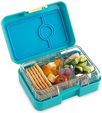 Yumbox Mini XS Snackbox - Kleine Kinder Bentobox,