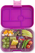 Yumbox Original M Lunchbox - (Bijoux Purple, 6