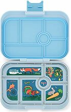 Yumbox Original M Lunchbox (Luna Blue, 6 Fächer)