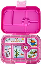 Yumbox Original M Lunchbox (Malibu Purple, 6