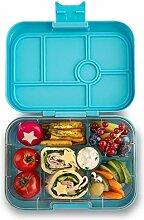 Yumbox Original M Lunchbox (Nevis Blue, 6 Fächer)