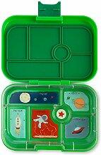 Yumbox Original M Lunchbox (Terra Green, 6