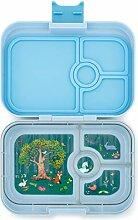 Yumbox Panino Lunchbox (Luna Blue, 4 Fächer) -