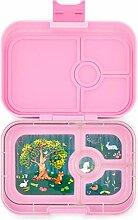 Yumbox Panino Lunchbox (Stardusk Pink, 4 Fächer)