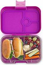 Yumbox Panino M Lunchbox (Bijoux Purple, 4