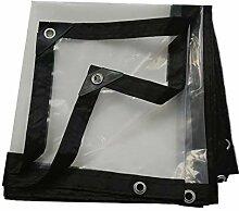 YUN-X Dickes transparentes Planenblatt,