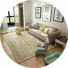 YUNC Wohnzimmer Bodenmatte Dekoration, Nordic