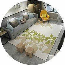 YUNC Wohnzimmer Bodenmatte Dekoration, Teppiche
