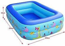 Yunfeng Schwimmbad Zwei Klingeln Quadratische Baby
