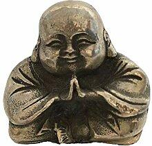 YUNHAO Chinesische Tibet-Silber Marmor Happy