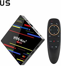 Yunn H96 Max + RK3328 Smart-TV-Box, Android 8.1