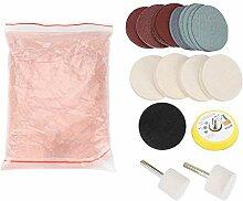 Yunnyp Kit zum Polieren von Glas und