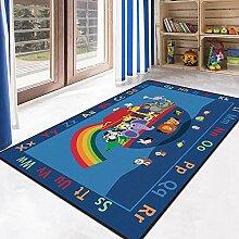 yunqin HOME Kinder können auf dem Teppich Spielen