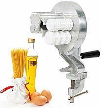 YUNRUX Manuell Nudelmaschine Pastamaker