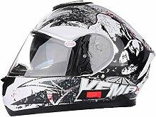 Yunyisujiao Helm Racing Sportwagen Persönlichkeit