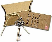 YuQi 50Vintage Schlüssel-Flaschenöffner
