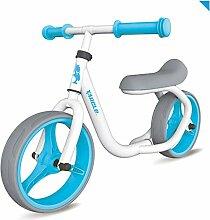YUSDP 12 Zoll No Pedal Balance Bike, 65 mm