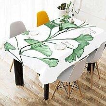 Yushg Grün Ginkgo Blatt Benutzerdefinierte