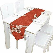 Yushg Kawaii Weißer Vogel Heilige Reine Kommode