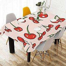 Yushg Obst Rote Kirsche Benutzerdefinierte