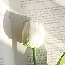 YUXIAN 5 Stück Künstliche Tulpe Blume Tulpe Real