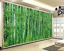 Yuxua 3D Tapete Hintergrundbild Walllpaper Grüner