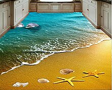 Yuxua 3D Tapete Hintergrundbild Walllpaper Strand