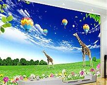 Yuxua 3D Tapete Hintergrundbild Walllpaper Wildnis