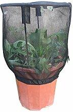 Yuyandejia Insektennetz, Pflanze Net Cover schütz