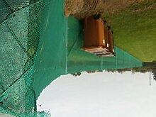 Yuzet 1 m x 10 m, Grün, Gartennetze Mesh Pflanze Pond anti Vogelschutznetz