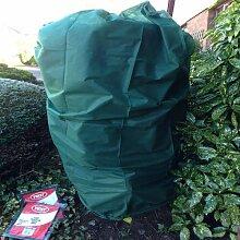 Yuzet (10x) große Pflanze Frostschutzvlies JACKET, 120 x 185 cm 35gsm