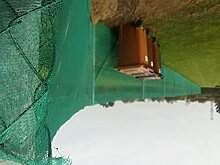 Yuzet 3m x 20m grün Gartennetze Mesh Pflanze Teich Anti Vogel Ne