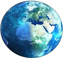 YWLINK Creative Planet Sternenhimmel Teppiche