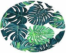 YWLINK Tropische PflanzenbläTter Modern