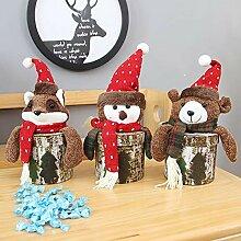 YWYU Weihnachtsgeschenkbox Weihnachtsabend Apple