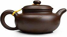 Yxhupot Chinesische Yixing-Teekanne, 450 ml,