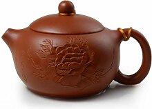 Yxhupot Teekanne 17,7 ml China Yixing Xishi Pot