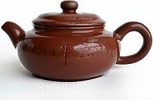 Yxhupot Teekanne, japanische Yixing-Teekanne,