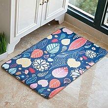 YXHZ® Die Türmatten Hall Door Mats Wohnzimmer Küche Schlafzimmer Lange saugfähige Pad Bad Matratze Rutschfest ( größe : 40*60cm )