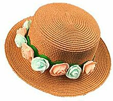 YXINY Sonnenhüte Kinder Women Breiter Krempe Caps