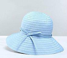 YXINY Sonnenhüte Sonne Hüte Damen Frau Sommer UV
